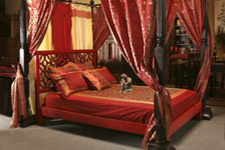 Indian style bedding