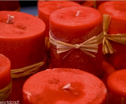Red Currant Candles