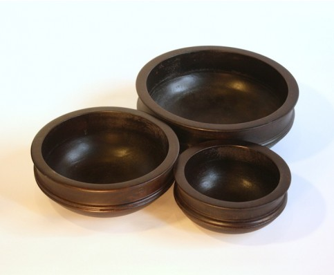Indian Rosewood Bowl