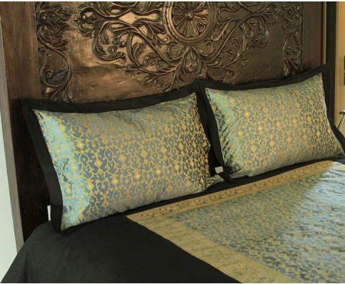 Indian Sari Pillow Sham