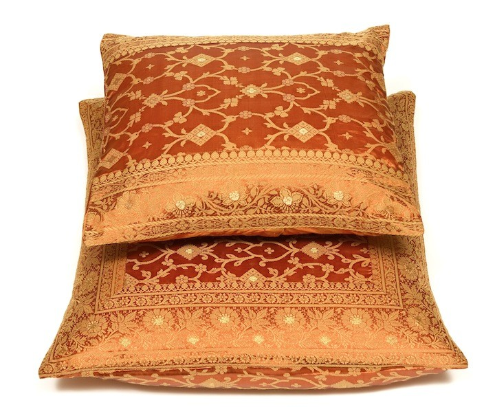 Kela Sari Pillow Covers Impressive How To Cover A Pillow With Fabric