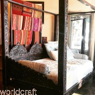 Jhula Arch Canopy Day Bed, Full Size