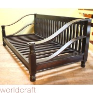 Rosewood Plantation Sofa, Double. Made to Order