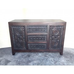 Kashmere Carved Sink Cabinet