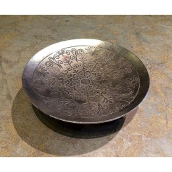 Brass Candle Tray
