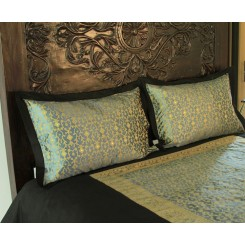 Sari Pillow Sham Set