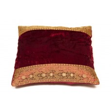 Velvet Embroidered Pillow Covers