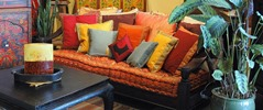 Indian Style Seating