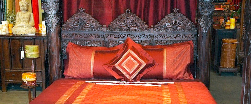 Indian Jhula Bed