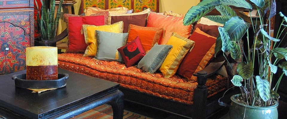 Indian Inspired Décor Furniture Bedding Cushions Covers Fascinating Indian Silk Decorative Pillows