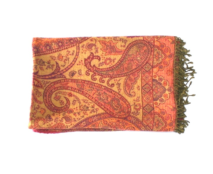 Pashmina Wool Throw